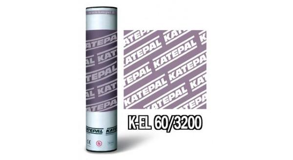 Кровельный материал Катепал К-EL 60/3200 подкладочный ковер (основа стеклохолст) в Запорожье по честной цене !