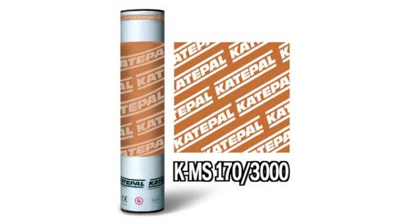 Кровельный материал Катепал К-МС 170/3000 нижний базовый слой в Запорожье по честной цене !