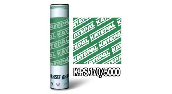 Кровельный материал Катепал К-PS 170/5000 верхний кровельный слой с гранулами (наплавляемый) в Запорожье по честной цене !