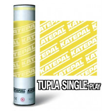 Кровельный материал Катепал - Tupla single-ply, Однослойное, финишное покрытие