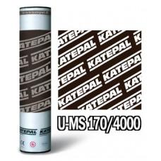 Кровельный материал Катепал U-МS 170/4000 нижний базовый слой (наплавляемый)