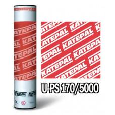 Кровельный материал Катепал U-PS 170/5000 верхний кровельный слой с гранулами (наплавляемый)