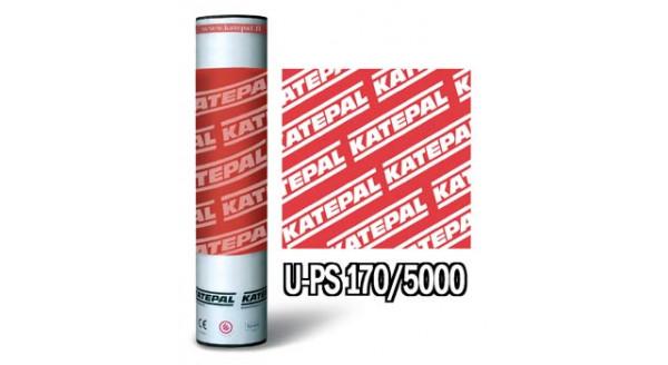 Кровельный материал Катепал U-PS 170/5000 верхний кровельный слой с гранулами (наплавляемый) в Запорожье по честной цене !