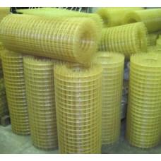 Композитная полимерная кладочная сетка d-2мм 100*100