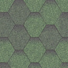 Коллекция Мозаика - цвет Зеленый микс