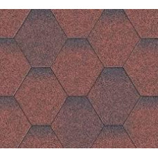 Коллекция Мозаика - цвет Красная микс