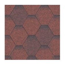 Коллекция Мозаика - цвет Красный ЭКО