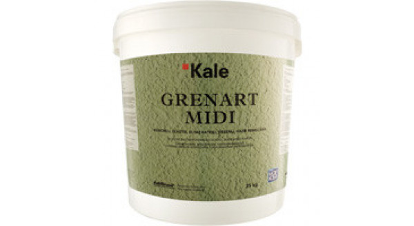 Фасадная штукатурка Kale GRENART MIDI 25кг купить в Запорожье