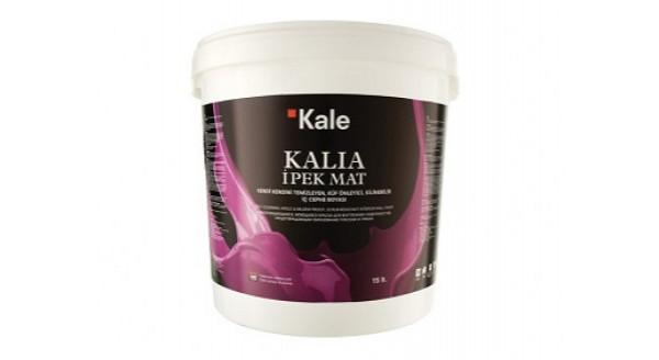 Шелковисто-матовая, силиконовая краска  Kale Kalia Ipek Mat 2,5л купить в Запорожье