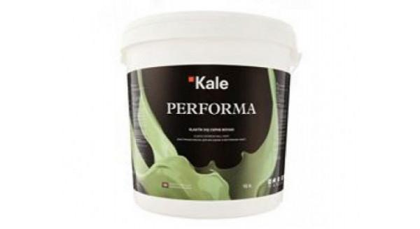 Эластичная акриловая  фасадная краска Kale Performa 15л купить в Запорожье