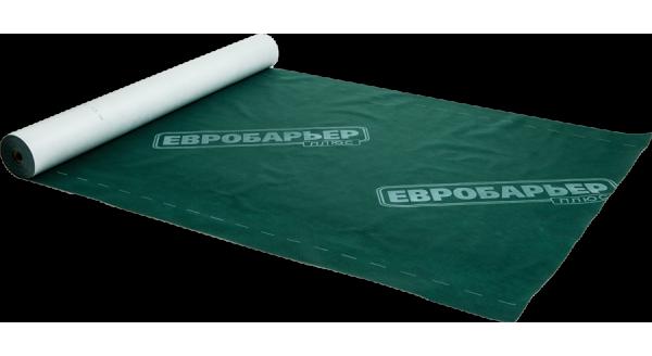 Евробарьер Плюс - Подкровельная мембрана для монтажа на деревянный настил в Запорожье по честной цене!