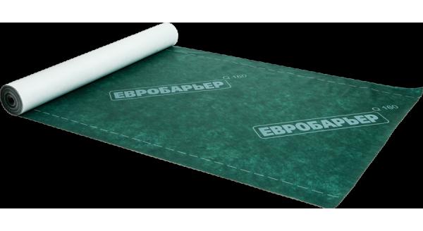 ЕВРОБАРЬЕР Q160 – гидроизоляционная супердиффузионная подкровельная мембрана в Запорожье по честной цене!
