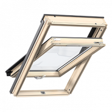 Мансардне вікно VELUX GZL 1051 з нижньою ручкою відкривання
