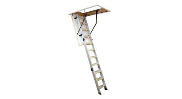Чердачная лестница Oman - Aluprofi Termo купить в Запорожье.