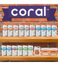 Сухие строительные смеси Coral