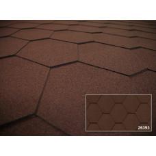 Kerabit Тройка, форма К однотонная коричневая