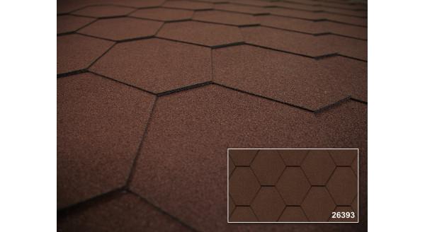 Kerabit Тройка, форма К однотонная коричневая купить в Запорожье