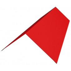 Конёк треугольный прямой
