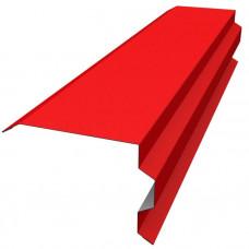 Планка торцевая ( Ветровая ) для металлочерепицы