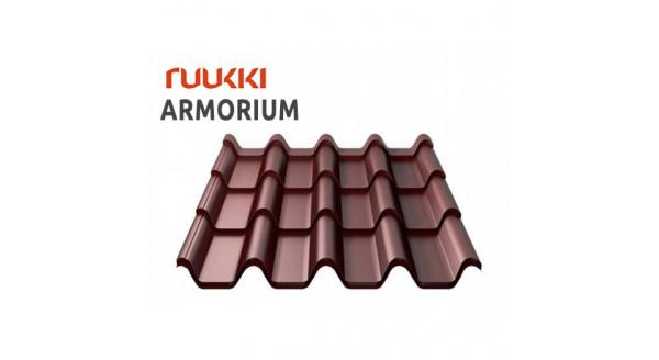 Металлочерепица Ruukki Armorium купить в Запорожье