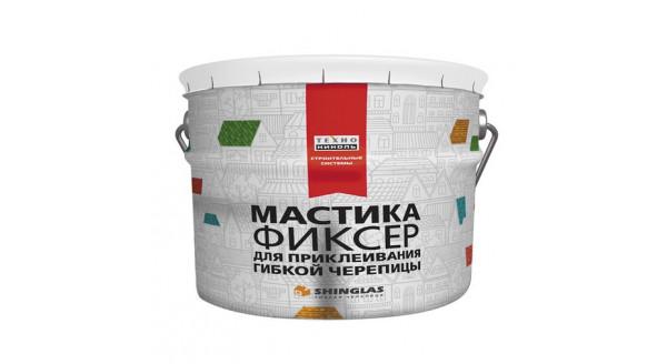 Мастика для гибкой черепицы ТехноНИКОЛЬ №23 Фиксер 12 кг купить в Запорожье