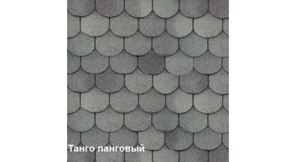 Однослойная битумная черепица Шинглас Танго панговый купить в Запорожье