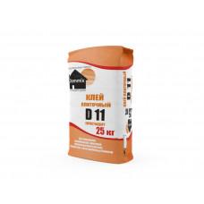 Клей для плитки и керамогранита Dommix D-11(25кг)