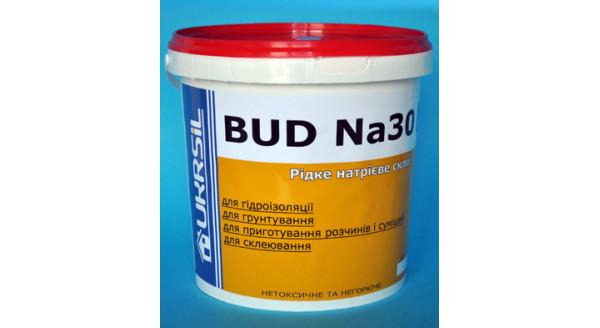 Жидкое натриевое стекло NA30 1л купить в Запорожье