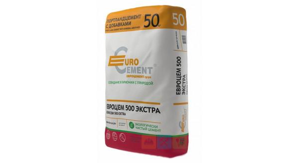 Евроцемент  Балаклея ПЦ-500
